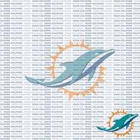 NFL Fanatic: Miami Dolphins 12 x 12 Paper