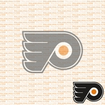 NHL Fanatic: Philadelphia Flyers 12 x 12 Paper