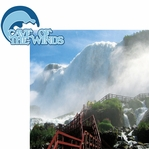 Niagara Falls: Cave of the Winds 2 Piece Laser Die Cut Kit