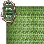 Nightmare Before Christmas: Haunted Mansion Holiday 2 Piece Laser Die Cut Kit