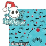 Nightmare Before Christmas: Holiday Nightmare 2 Piece Laser Die Cut Kit