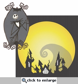 Nightmare Before Christmas: Jack 2 Piece Laser Die Cut Kit