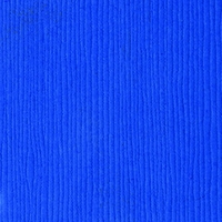 North Sea Grasscloth 12 X 12 Bazzill Cardstock (Blue)