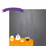 Not So Scary: Hallowishes 2 Piece Laser Die Cut Kit