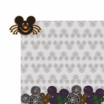 Not So Scary: Spider 2 Piece Laser Die Cut Kit