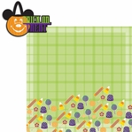 Not So Scary: Trick Or Treat 2 Piece Laser Die Cut Kit