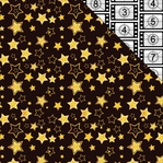 Now Showing: A Star Is Born 12 x 12 Double-Sided Cardstock
