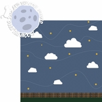 Nursery Rhymes: Over the Moon 2 Piece Laser Die Cut Kit