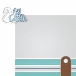Ocean Bliss: My Cabin 2 Piece Laser Die Cut Kit