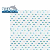 Ocean Bliss: Shore Excursions 2 Piece Laser Die Cut Kit