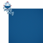 Ocean Bliss: Smooth Sailing 2 Piece Laser Die Cut Kit