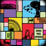 Off To The Parks: Extreme Rush 12 x 12 Double-Sided Paper