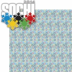 Olympics: Sochi 2014 2 Piece Laser Die Cut Kit