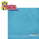 On The Water: Need for Speed 2 Piece Laser Die Cut Kit