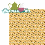 One Lump� Or Two?: Afternoon Tea 2 Piece Laser Die Cut Kit