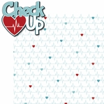 Ouch!: Check Up 2 Piece Laser Die Cut Kit