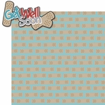 Ouch!: Get Well Soon 2 Piece Laser Die Cut Kit