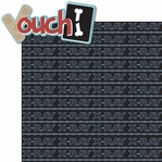 Ouch!: Ouch! 2 Piece Laser Die Cut Kit