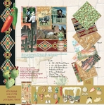 Out West Scrapbook Kit
