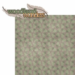 Outdoor Adventure: Woodland Wonders 2 Piece Laser Die Cut Kit