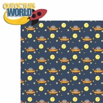 Outer Space: Out of this World 2 Piece Laser Die Cut Kit