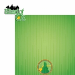 OZ:  Wizard 2 Piece Laser Die Cut Kit