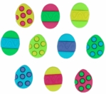 Painted Eggs Buttons