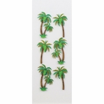 Palm Trees MINI Stickers