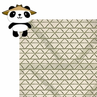 Panda: Bamboo 2 Piece Laser Die Cut Kit
