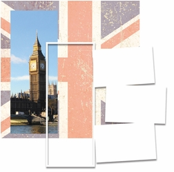 Panorama: Big Ben Frame Kit