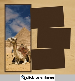 Panorama: Camel Frame Kit