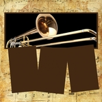Panorama: Music: Trombone Frame Kit
