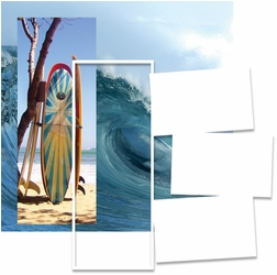 Panorama: Surfin' Frame Kit