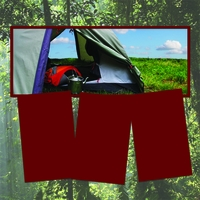 Panorama: Tent Woods Frame Kit