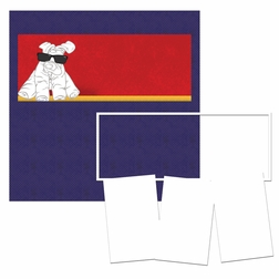 Panorama: Towel Animals Frame Kit-<font color=red> <b>we ♥ this</b></font>