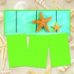 Panorama: Two Starfish Frame Kit