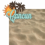 Paradise Found: Cancun 2 Piece Laser Die Cut Kit