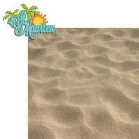 Paradise Found: St. Maarten 2 Piece Laser Die Cut Kit