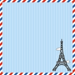 Paris: Always A Good Idea 12 x 12 Paper