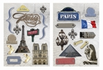 Paris Chipboard