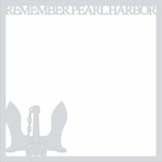 Pearl Harbor: Remember 12 x 12 Overlay Laser Die Cut