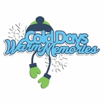 Penguin: Cold Days Warm Memories Laser Die Cut
