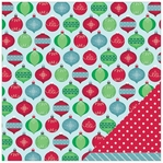 Peppermint Express: Ornamint 12 x 12 Double-Sided Cardstock