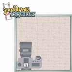 Photo Craze: Good Times 2 Piece Laser Die Cut Kit