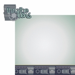 Photo Craze: Thru the Lens 2 Piece Laser Die Cut Kit