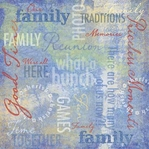Picnic: Family Traditions 12 x 12 Paper