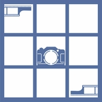 Picture Perfect 12 x 12 Overlay