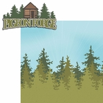 Pigeon Forge 2 Piece Laser Die Cut Kit
