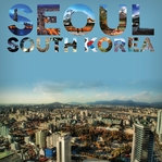 Places To See: Seoul 12 x 12 Paper