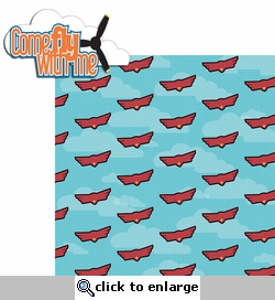 Planes: Come Fly With Me 2 Piece Laser Die Cut Kit